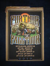 Dead And Company Poster Furthur Fall Tour 2113 # 65. Phil Lesh Bob Weir