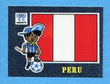 JEAN'S FUSSBALL WM Panini 78 - Figurina-Sticker - PERU - SCUDETTO -New