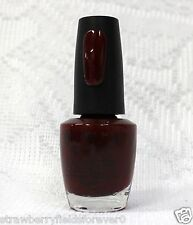 OPI Nail Polish Color Got the Blues for Red W52 .5oz/15mL
