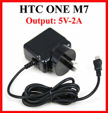HTC One M7 AC Fast Wall Charger 5V-2A
