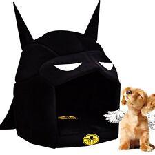 Cartoon Bat Shape Pet Dog House Soft Cat Bed Puppy Mat for Small Pet Use