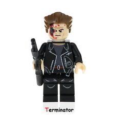 The Terminator Minifigure - New Figure For Custom Lego Minifigures