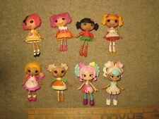 Lalaloopsy Mini Dolls Lot & other Same Sized Dolls. No Reserve