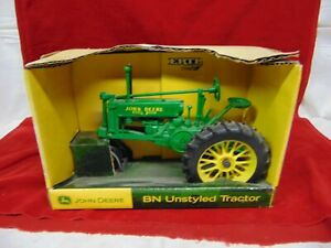 Ertl JOHN DEERE  Model BN UnStyled  Tractor DIECAST METAL 1/16 scale