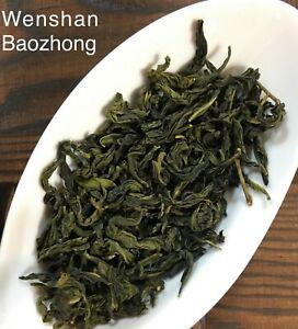 Spring 2020 Wenshan Baozhong Taiwan Pou Chong OolongTea