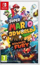 SUPER MARIO 3D WORLD NINTENDO SWITCH NUOVO ITALIANO DISPONIBILE SUBITO