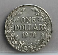 Liberia - 1 Dollar 1970 - KM# 18a.2