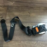 2007-2013 BMW X5 XDRIVE 50I E70 FRONT LEFT DRIVER SEAT BELT SAFETY STRAP OEM
