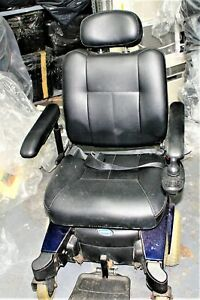 Power Mobility Wheelchair Pronto M-51. FOR PARTS OR REPAIRS .