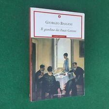 Giorgio BASSANI - IL GIARDINO DEI FINZI CONTINI Oscar Classici Moderni/17 (2003)