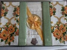 Joy-Ceil Creation Bath Towel Set