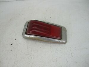 1946 19471948 DeSoto tail light assembly RIGHT PASSENGER used VINTAGE