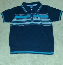 Polo Neck Striped T-Shirts & Tops (2-16 Years) for Boys