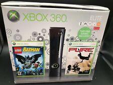 2009 Microsoft Xbox 360 Elite System-No Games