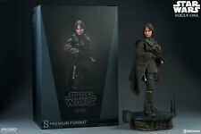 ★ STATUE JYN ERSO - PREMIUM FORMAT - STAR WARS ROGUE ONE - SIDESHOW - EN STOCK ★