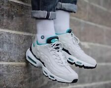 Nike Air Max 95 Essential Light Bone Turquoise Uk Size 7-11 749766-027
