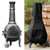 Backyard Basics Chimnea Cover Chiminea Rain Protector Outdoors Waterproof Dust