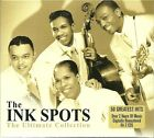 THE INK SPOTS THE ULTIMATE COLLECTION - 2 CD BOX SET - IF I DIDN'T CARE & MORE