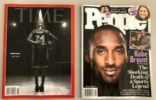 TIME Magazine & People Magazine Kobe Bryant Mamba Los Angeles Lakers Brand Read