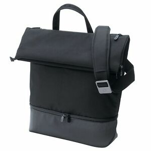 BUGABOO CHANGING BAG IN BLACK VERY ROOMY LOADS OF COMPARTMENTS RRP £99 NOW £50
