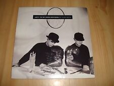 """PET SHOP BOYS left to my own devices/Sound of the Atom... (parlophone 7"""")"""
