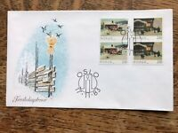 Norway 1983 Christmas First Day Cover