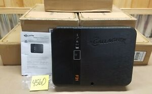 (1) Gallagher Electric Fence Controller F31 G21920 2.3 Joule Retail $1,000