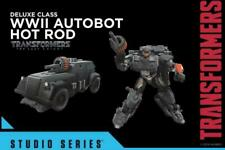 [Toys Hero] In Hand Transformers Studio Series SS-50 WWII Hot Rod