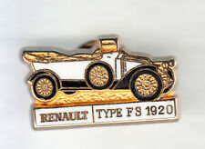 RARE PINS PIN'S .. AUTO CAR ANCIENNE OLD TACOT RENAULT TYPE FS 1920 OR ~CO