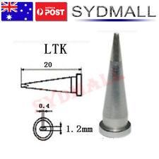 LTK Solder Soldering Station Iron Tip Lead Free FOR Weller WSP80 WSD81 WSD130 OZ