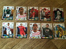 Panini EURO 2012 Adrenalyn XL - Selection of 10 football cards - Listing #4