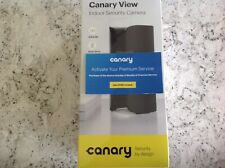 Canary View Smart Security Camera Black Can400musbk