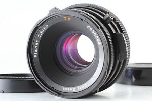 [MINT] Hasselblad Carl Zeiss Planar CF 80mm F/2.8 T MF Lens & Filter From JAPAN
