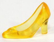 Pretty Pretty Princess Cinderella Game Replacement Part Yellow Glass Slipper EUC