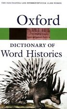 The Oxford Dictionary of Word Histories (Oxford Qu