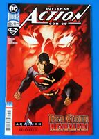 Superman ACTION COMICS #1005 COMIC BOOK ~ MODERN AGE 2016 DC ~ NM/NM
