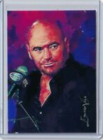 SP12 MMA UCF Dana White  #1 Sketch Card Hand Signed by Artist #21/25