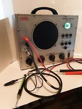 Eico 147A With Manual & Test Leads Refurbished Condition