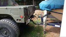 M998 Military M998 Humvee Fishing Boat Trailer Hitch - Pinball Hitch