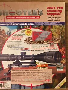 Shooters Firearms, Accessories, Ammunition Catalog.