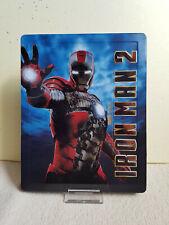 Iron Man 2 Steelbook Play.com Marvel