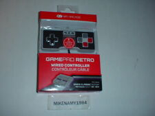 New GAMEPAD RETRO WIRED controller for Nintendo SNES CLASSIC / Wii or Wii U