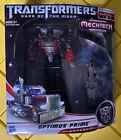 Hasbro Transformers Mechtech Optimus Prime DOTM Voyager Class For Sale