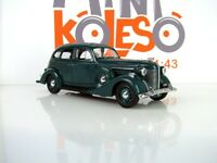 ZIS 101A AutoLegends USSR. Diecast Metal Scale model 1:43. Deagostini /
