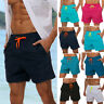 Mens Boys Swimming Board Shorts Swim Shorts Trunks Swimwear Summer Beach Pants O