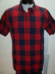 NEW NWT TAVIK Classic Mens XL X-Large 2%Spandex stretch Button-up shirt