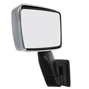 OEM NEW Outside Front Door Mirror Left Driver Chrome Hummer H3 H3T 20836085