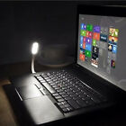 Mini USB LED Light Lamp For Computer Notebook Reading PC Flexible Bright Laptop