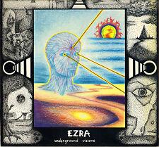 "EZRA ""UNDERGROUND VISIONS"" PROG SYNTHE AUTO PRODUCTION LP EZRA 74023"