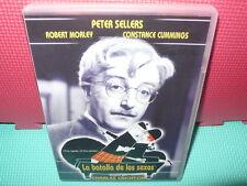 LA BATALLA DE LOS SEXOS - PETER SELLERS - dvd
